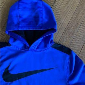 Boy's Nike Dri-Fit hoodie